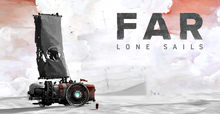 Box art for the game Far: Lone Sails