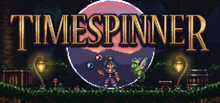 Box art for the game Timespinner