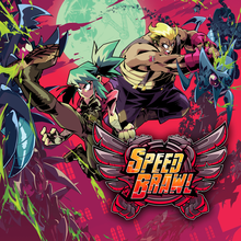Capa do jogo Speed Brawl