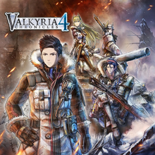 Box art for the game Valkyria Chronicles 4
