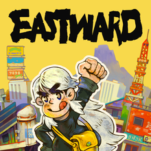 Box art for the game Eastward
