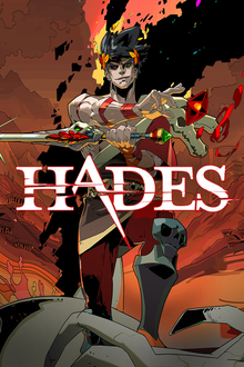 Box art for the game Hades