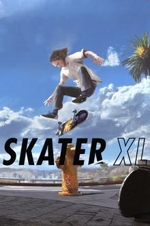 Box art for the game Skater XL