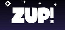 Box art for the game Zup! S