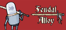 Box art for the game Feudal Alloy