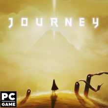 Box art for the game Journey