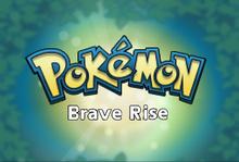 Box art for the game Pokémon Brave Rise