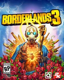 Box art for the game Borderlands 3