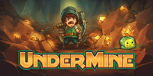 Box art for the game UnderMine