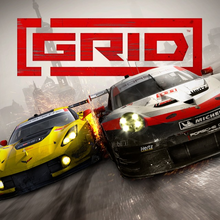 Box art for the game GRID (2019)