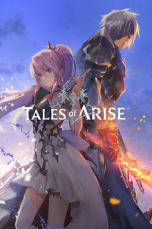 Box art for the game  Tales of Arise