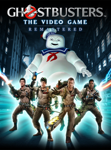 Box art for the game Ghostbusters: The Video Game Remastered