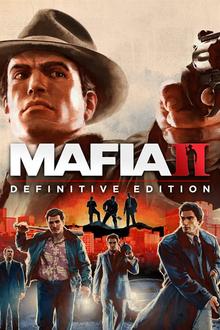 Box art for the game Mafia II: Definitive Edition