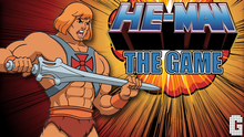 Box art for the game He-Man: Masters of the Universe