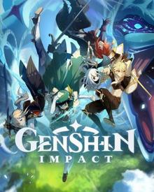 Box art for the game Genshin Impact