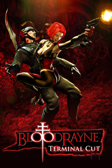 Box art for the game BloodRayne: Terminal Cut