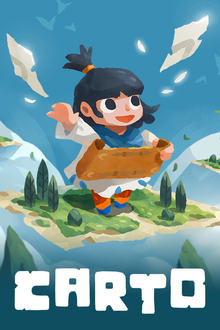 Box art for the game Carto
