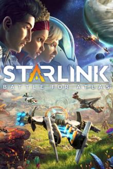 Box art for the game Starlink:  Battle for Atlas