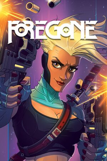 Box art for the game Foregone