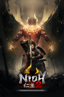 Box art for the game NioH 2: Complete Edition