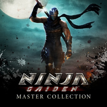 Box art for the game  Ninja Gaiden: Master Collection