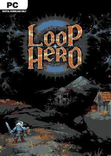 Box art for the game Loop Hero