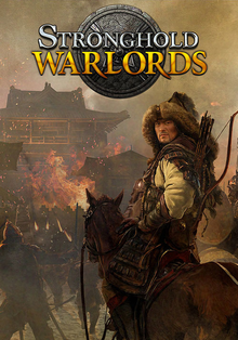 Box art for the game Stronghold - Warlords