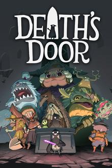 Box art for the game Death's Door