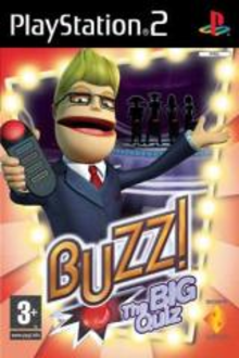 Box art for the game Buzz!: The BIG Quiz