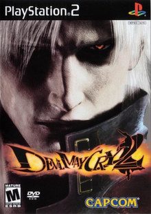 Capa do jogo Devil May Cry 2