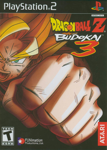 Box art for the game Dragon Ball Z Budokai 3