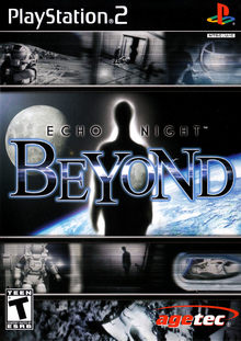 Box art for the game Echo Night: Beyond