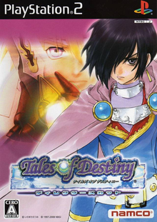 Box art for the game Tales of Destiny - Remake(Director's Cut)