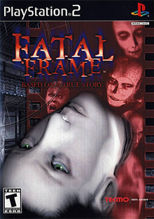 Box art for the game Fatal Frame