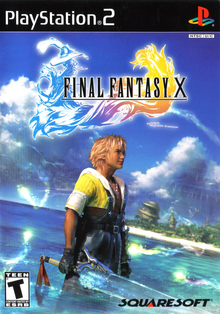 Box art for the game Final Fantasy X