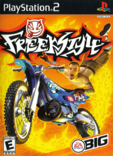 Box art for the game Freekstyle