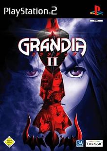 Box art for the game Grandia II