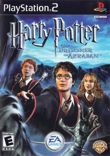 Capa do jogo Harry Potter and the Prisoner of Azkaban