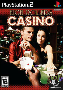 Box art for the game High Rollers Casino