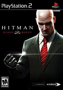 Box art for the game Hitman: Blood Money