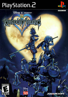 Box art for the game Kingdom Hearts