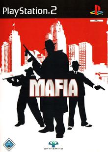 Box art for the game Mafia