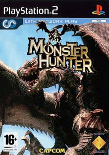 Box art for the game Monster Hunter