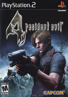 Box art for the game Resident Evil 4: Premium Edition