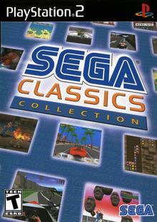 Box art for the game SEGA Classics Collection