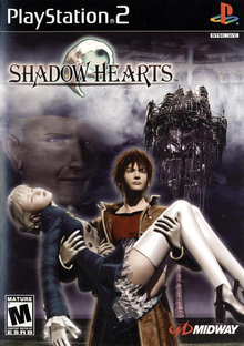 Box art for the game Shadow Hearts