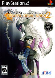 Box art for the game Shin Megami Tensei: Digital Devil Saga 2