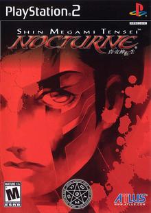 Box art for the game Shin Megami Tensei: Nocturne