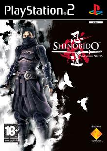 Box art for the game Shinobido