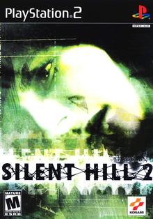 Box art for the game Silent Hill 2